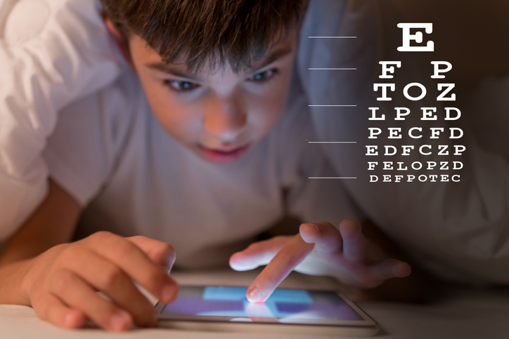 A Quick Guide to Child Vision Problems