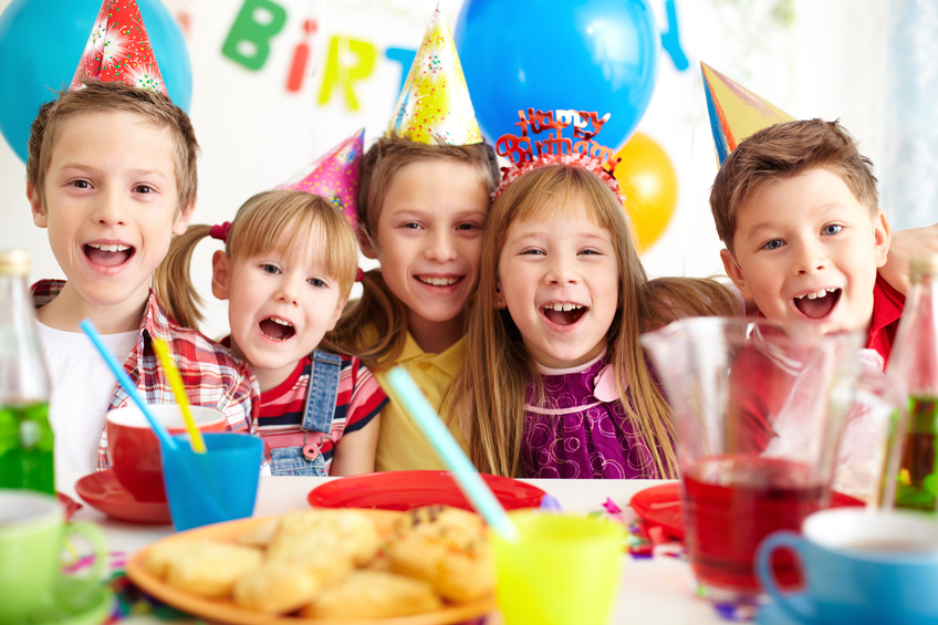 Birthday Party Safety Tips by Littleton Pediatrician