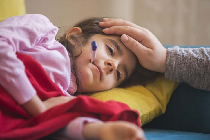 Tips for Treating Your Child's Fever