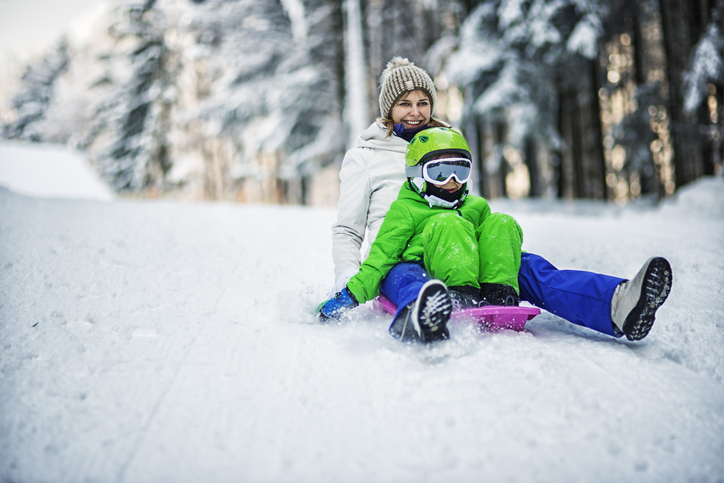 Keeping Your Little Ones Safe: Winter Safety Tips
