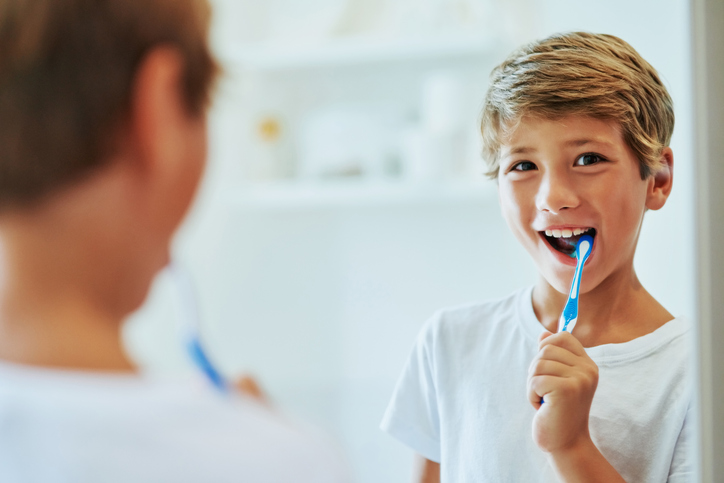 Kid's Healthy Living Guide: What to Eat for Healthy Teeth