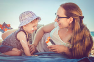 Staying Out for the Summer: Children's Summer Skin Care Tips