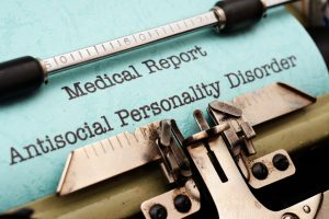 What is Antisocial personality disorder